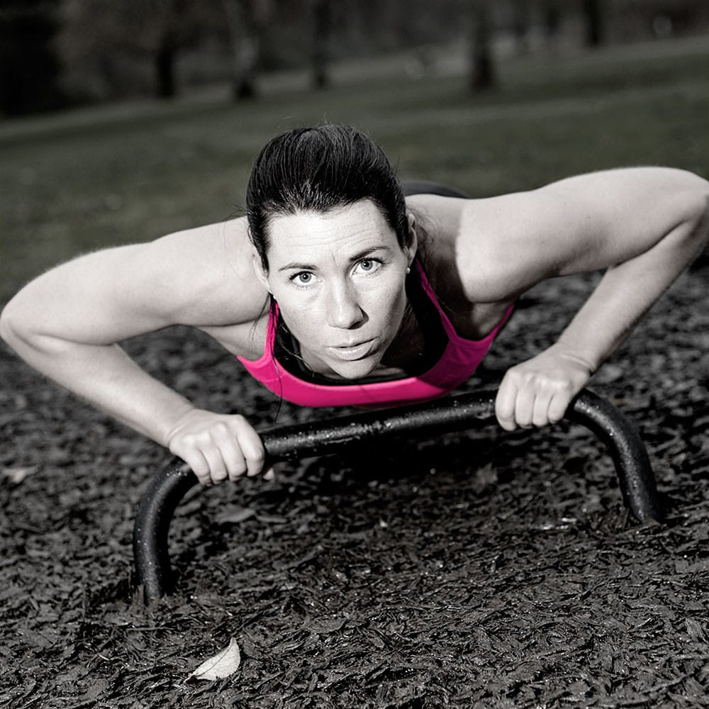 Träningsutrustning för outdoor gym