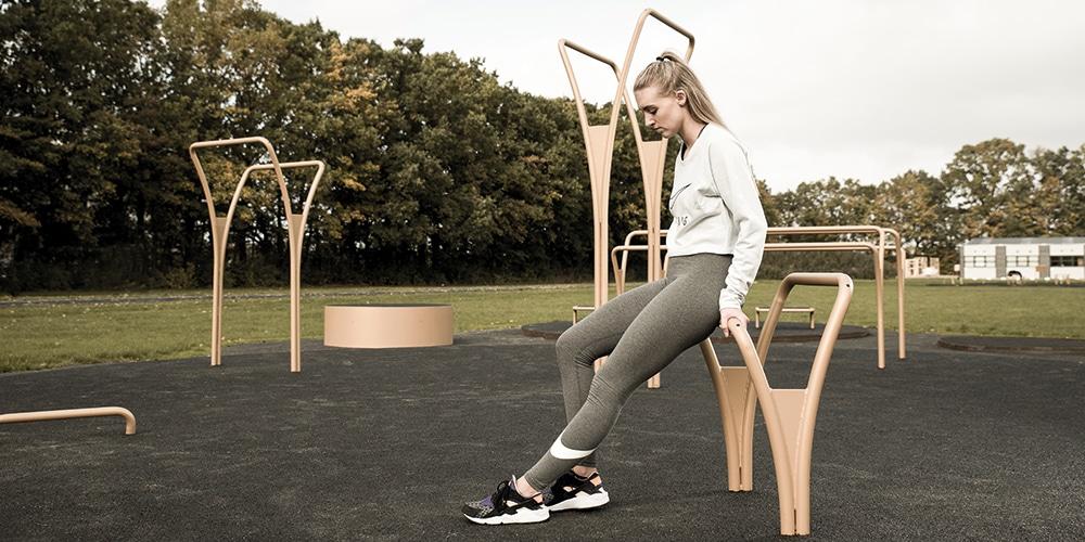 Träningspark för utegym - Dansk design