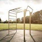 Udendoers fitnessredskab - Monkeybare Koeb en traenings Monkeybare her